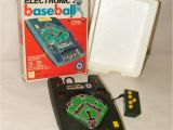 Vintage Mining Cart for Sale Amazon Com Entex Electronics Baseball Vintage 1970s Hand Held Game