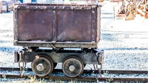 Vintage Mining Cart for Sale Old Rotten Cart Stock Photos Old Rotten Cart Stock Images Alamy