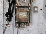 Vintage Mining Cart for Sale Old Telephone Turbine House Zeche Hannover Mine Lwl Stock Photo