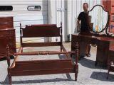Vintage Thomasville Furniture Ebay 4 Piece Antique Thomasville Bedroom Set Ebay