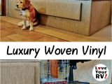 Vinyl Flooring Good for Dogs Lwv Flooring is Thumbs Up for Rv Dogs