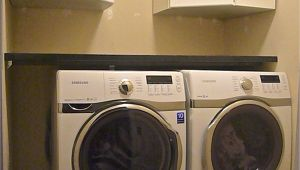 Washer Dryer Pedestal Ikea I Didn T Want to Lose My Pedestal Storage and I Like My Machines Up
