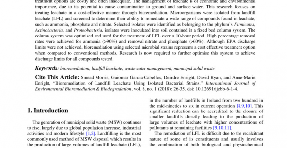 Waste Management Eau Claire Fall Clean Up Pdf Health and Environmental Effects Of Landfilling and