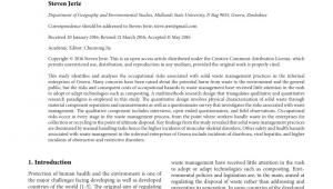 Waste Management Erie Pa Phone Number Pdf Bioaerosols Noise and Ultraviolet Radiation Exposures for