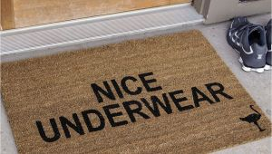 Well Hello there Doormat Our New Collection Of Funny Whimsical Doormats are Just What Your