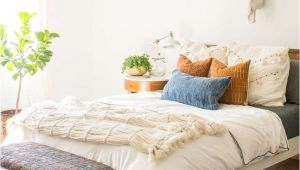 West Elm Morocco Bed Come Over and See the Reveal Of This Mid Century Bedroom with White