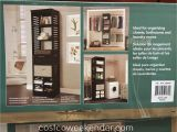 Whalen Closet organizer Wood Construction Costco Whalen Closet organizer Costco Weekender