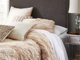 What Color Furniture Goes with Grey Headboard Clarke Upholstered Gray Headboard Bedroom Pinterest Grey