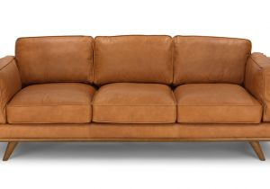 What is the Best Type Of Leather Furniture to Buy Timber Charme Tan sofa sofas Article Modern Mid