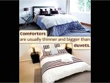 What S the Difference Between A Duvet and A Comforter What 39 S the Difference Between A Snug Duvet and A Cozy