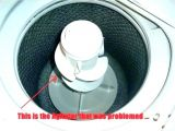Whirlpool Agitator Repair Kit Lowes Washer Agitator Agitator Washer Agitator for