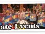 Wine and Canvas Oahu Wine Canvas Private events