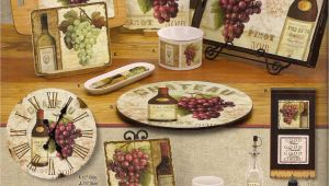 Wine and Grapes Kitchen Decor Kitchen Wine Decor Kitchen Decor Design Ideas