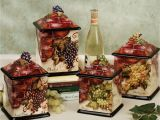 Wine and Grapes Kitchen Decor Popular Furniture Wine Kitchen Decor Sets with Home