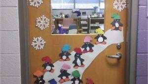 Winter Door Decorations for Classroom Door Decoration Winter First Grade Pinterest Przedszkole