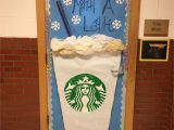 Winter Door Decorations for School We Love Math A Latte Winter Door Decoration Title 1 Math