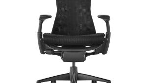 Wobble Chair for Back Pain Amazon Com Herman Miller Embody Chair Graphite Frame Black