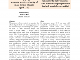Wobble Chair for Spondylolisthesis Pdf the Effects Of Stability Ball Training On Spinal Stability In