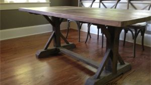 Wood Trestle Table Base Kits 10 Trestle Table Ideas Design and Inspiration Trestle Table
