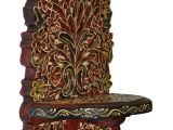 Wooden Carved Wall Art India Indian Wooden Wall Shelf Vintage Shelves Hand Carved