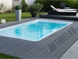Yard Guard Pool Cover Swim Spa Mit Einer Pool Whirlpoolzone