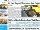 Yonkers Recycling 2019 Calendar northeast 04 2016 by Construction Equipment Guide issuu