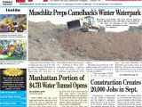 Yonkers Recycling 2019 Calendar northeast 23 2013 by Construction Equipment Guide issuu