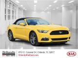 You Pick and Pull Auto Parts orlando 2017 ford Mustang Ecoboost Premium 1fatp8uh5h5307398 orlando Kia