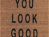 You Re Like Really Pretty Doormat Uk Aloha Doormat asramabinasiswasmaplus Info